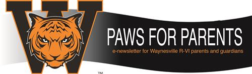 Paws for Parents header