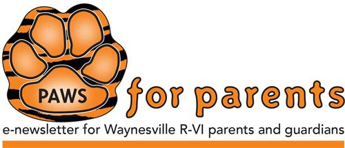Parent Paws newsletter header