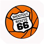 ROUTE 66 SHOOTOUT LOGO