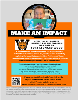 Impact Aid flyer