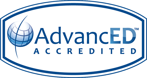 Advanced Ed accreditation logo