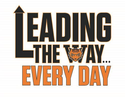 Leading the Way... Everyday!