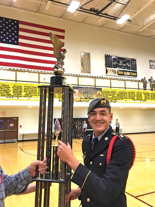 JROTC places 1st in overall armed division