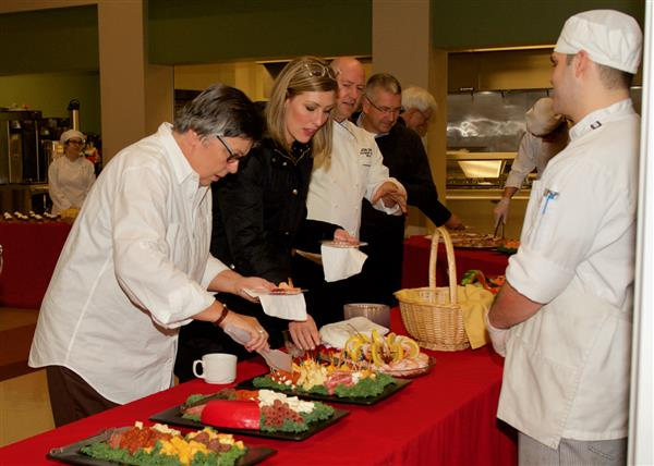 Culinary Arts hosts site visit