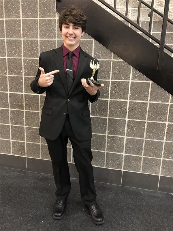 WHS student places 4th in Lincoln-Douglas Debate