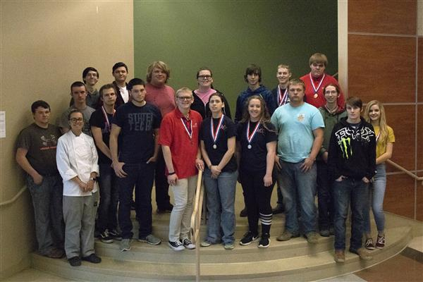 WCC announces Skills USA Competition winners