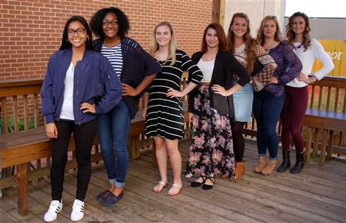 Homecoming 2016 queen candidates announced