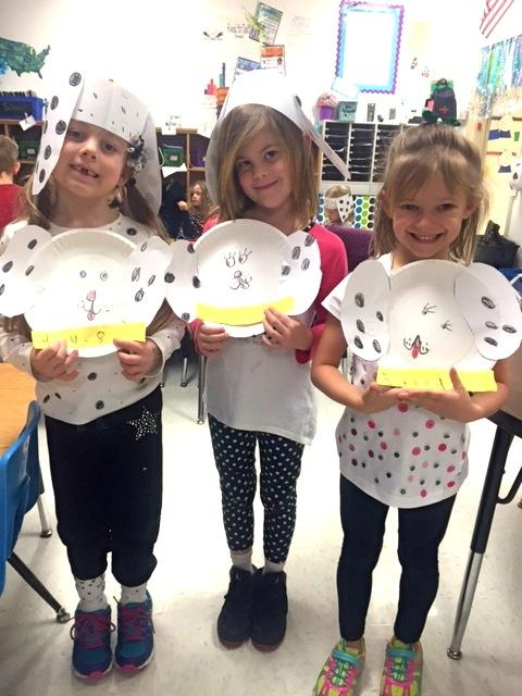 Students celebrate 101 days of school