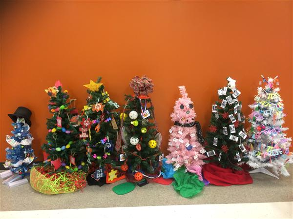 Autism Class wins holiday spirit contest at WHS