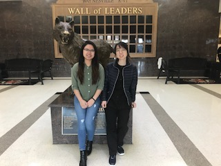 WHS students recognized as MO Scholars 100