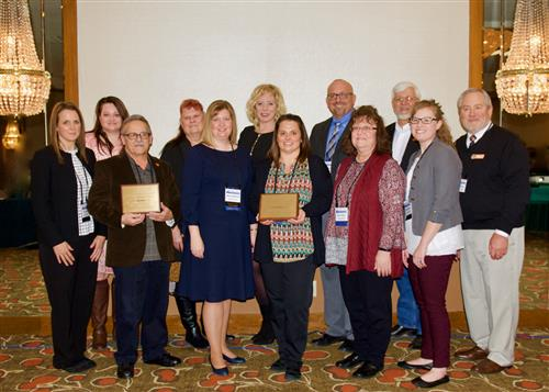 Williams and Piney Ridge win statewide PLC awards