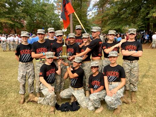 JROTC drill competition to be held on Dec. 16 at WHS
