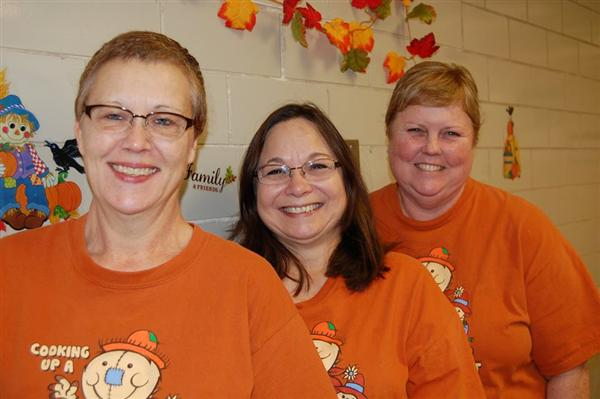 Waynesville R-VI School District's kitchen staff served 3,000 extra individuals for lunch
