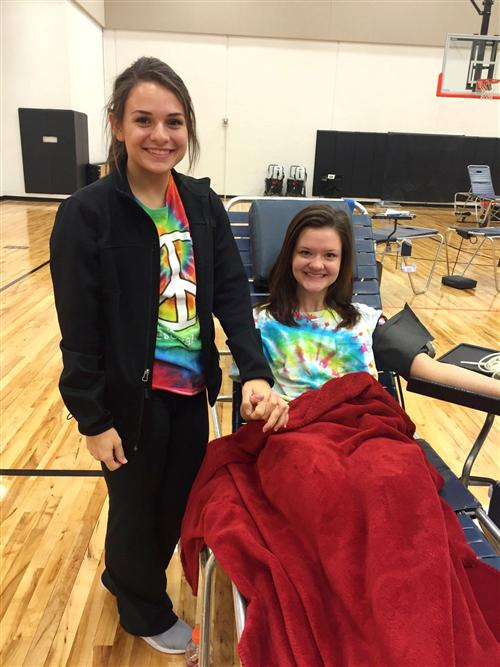 109 WHS students donate blood