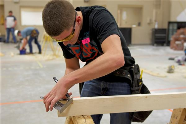 Waynesville hosts district Skills USA competition