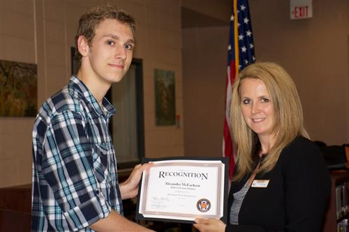 WHS students recognized for winning Missouri SkillsUSA state medals